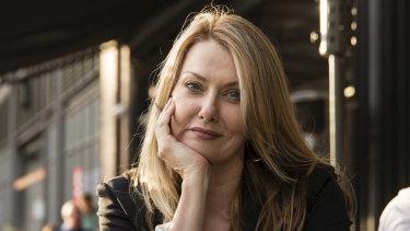 Australian writer Anna Funder.