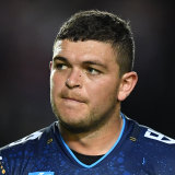 It's a stepping stone, says rejuvenated Titans five-eighth Ash Taylor.