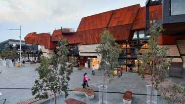 The MRA told many tenants at Market Hall the precinct will be a hub of activity on weekends.