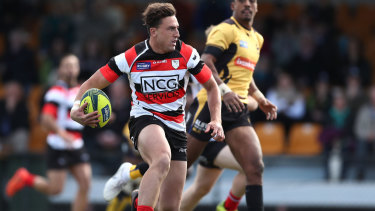 Tom Banks returns for the Vikings this week after he was released from the Wallabies for the fixture.