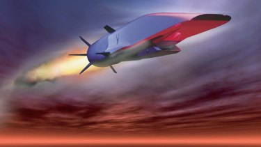 The DF-ZF is what is known as a Hypersonic Glide Vehicle (HGF).