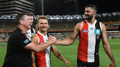 'You'll see a different type of St Kilda': Ratten's plan takes shape
