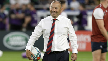 Get Eddie: Why Rugby Australia must go back to the future