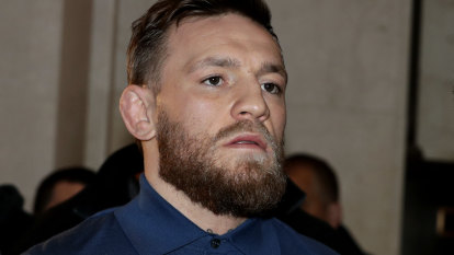 McGregor arrested in connection with attempted sexual assault: report