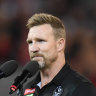 Shame on you for booing a champion, says Bucks