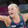 Diamonds fill centre-court spots in Quad Series squad