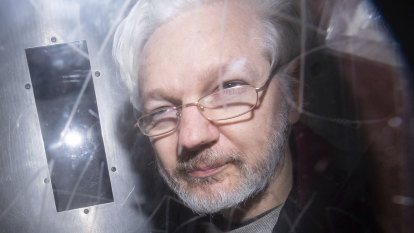 Julian Assange an 'ordinary criminal' who put lives at risk, court told