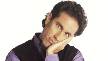 Jerry Seinfeld, comedy's billion-dollar man