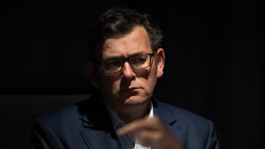 Daniel Andrews has broken our hearts.