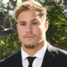 Jack de Belin not suspended ... yet, NRL barrister tells court