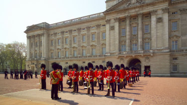 Buckingham Palace said the world-famous Changing of the Guard has been cancelled indefinitely because of the coronavirus pandemic.