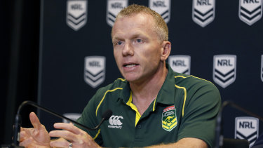 Jillaroos coach Brad Donald feels the move is well deserved.