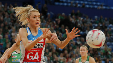 Swifts star Helen Housby has challenged her teammates to produce their best performance of the season in Sunday's grand final.