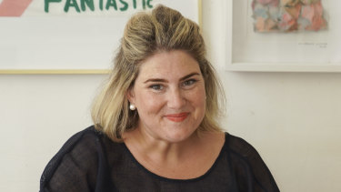 Sally Branson-Dalwood has developed a good relationship with her post office.