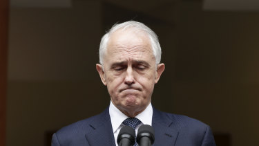Prime Minister Malcolm Turnbull announces he would hold a special party room meeting on Friday should his enemies gather the signatures of at least 43 Liberal MPs.