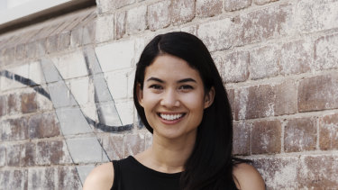 Aussie tech entrepreneur Melanie Perkins has found powerful financial backers.