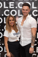 Husband and wife stylists Tom Cole and Mariah Rota have split.