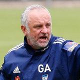 """Change agent"": Graham Arnold turned Sydney FC into a championship team."
