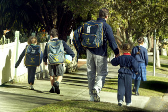 We must ensure children can return to school safely.