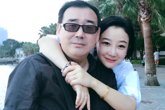 Yuan Xiaoliang, the wife of detained Australian writer Yang Hengjun, says he would not do anything to undermine his family.