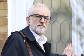 Jeremy Corbyn has been suspended from the Labour Party.