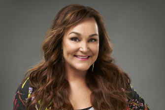 Kate Langbroek presents What The Hell Just Happened, which resembles The Panel, on which she was a regular guest.