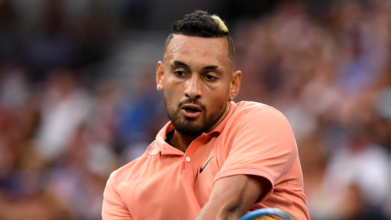 Kyrgios withdraws, Tomic loses on horror day for Australia at ATP event