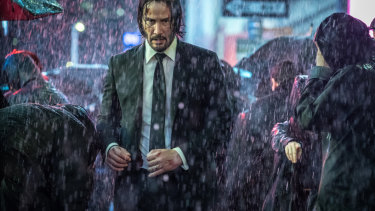 John Wick: Chapter 3 Parabellum has been a hit for the company this year.