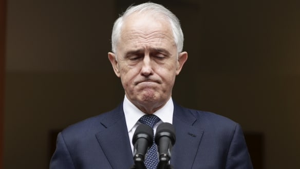 Slow motion coup makes Liberals look like a rabble