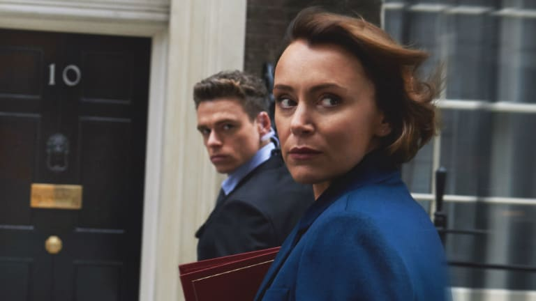 BBC's political-crime thriller Bodyguard was one of the highlights at Mipcom.