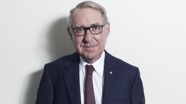 David Gonski says it is still vital students master the basics of literacy and numeracy by age eight,