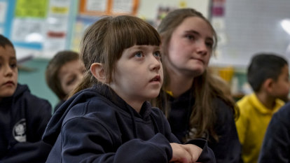 Record number of students flock to Aboriginal languages