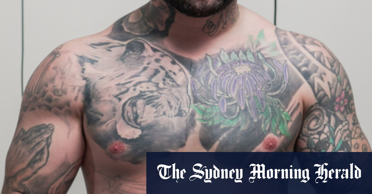 Full of ink: Sport and bad tattoos go hand in sleeve
