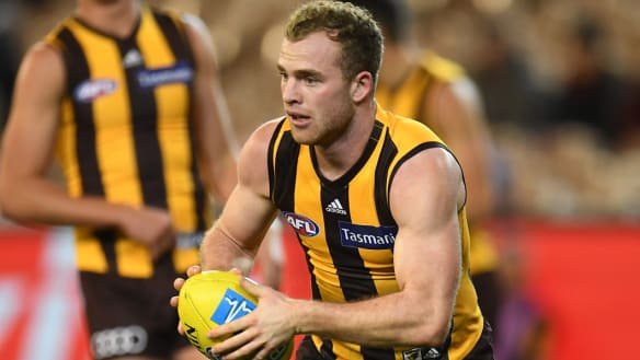 Hawk Mitchell a raging favourite for the Brownlow but isn't convinced himself