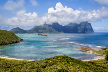 Lord Howe Island will ban tourists from Sunday morning.