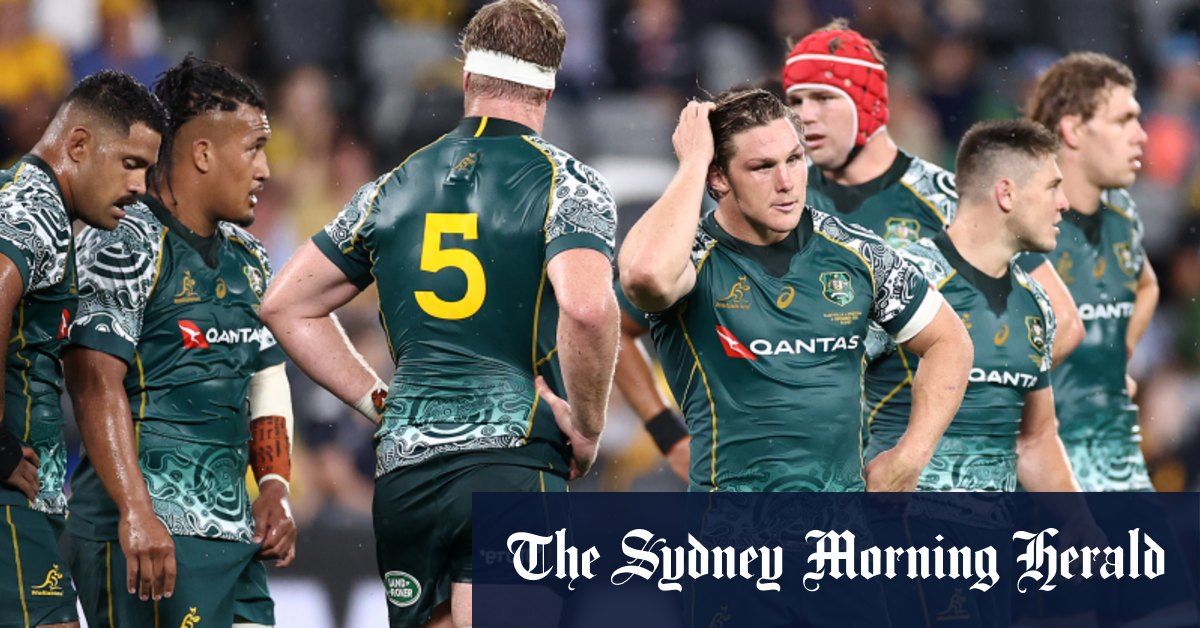 'Horrible': Rugby Australia records $27m loss as chairman hits out at wasteful spending – Sydney Morning Herald