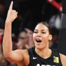 Cambage returns for Opals' Olympics push against trio of Asian teams