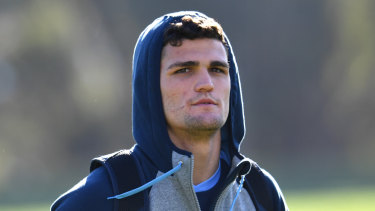 """Biggest game of my life"": Nathan Cleary."