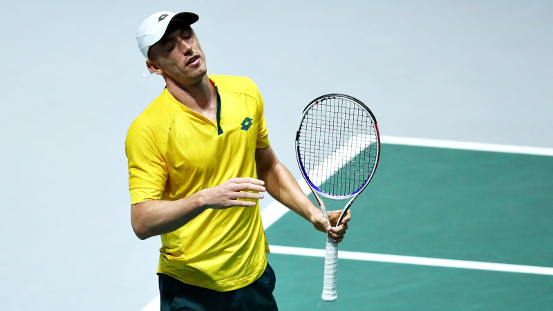 Millman loses opener to Canada as Kyrgios is rested