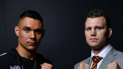 Tszyu not interested in proposal to fight Horn in an empty stadium