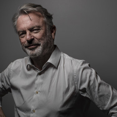 Sam Neill gave us snippets of his life in New Zealand.