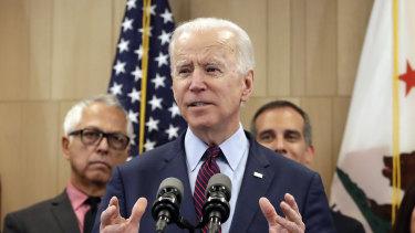 Joe Biden has emerged as the Democratic Party's presumptive nominee.