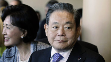 Lee Kun-Hee transformed the small television maker into a global giant of consumer electronics but his leadership was also marred by corruption convictions.