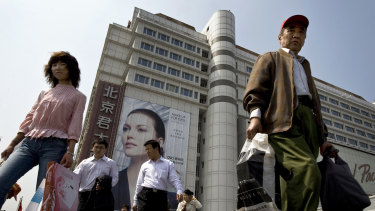 China has not lost its knack for creating fortunes quickly.