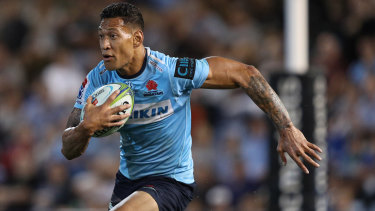 The Australian Christian Lobby is backing Folau's fundraising efforts.