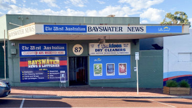 Most of Bayswater town centre's commercial buildings were built in the  early 1900s.