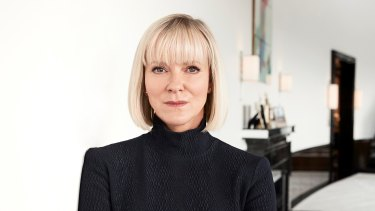 Hermione Norris stars in the thriller Between Two Worlds on Seven.