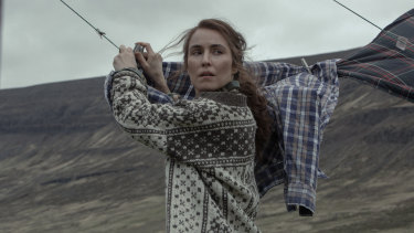 Director Valdimar Johannsson's Lamb delves into magical realism but leaves ample room for speculation.