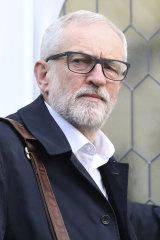 The working people of Britain roundly rejected Jeremy Corbyn.