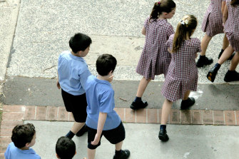 Most NSW public school students will begin returning to school on May 11